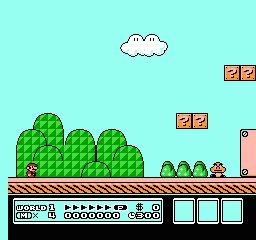 Super Mario Bros. 3, 1990